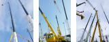 truck crane on Bauma China