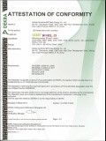 CE of LED Tunnel light