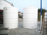 Sanitary Tank PP Storage Tank for Chemical Oil Medicine