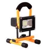 10W LED Rechargeable Flood Light