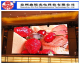 Energy Saving P6 Indoor Full Color LED Module Display Screen For Advertisement