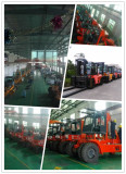big forklift factory