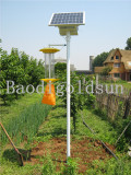 Baodigoldsun won the bidding of 3600 sets Frequoscillation pest killing lamps