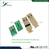 USB2.0 Big current 5A A/Male 5Pin solder type