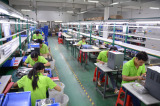 Factory work shop