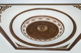 woodlike PU ceiling dome