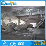 Aluminium Square Tuss, Lighting Stage Spigot Truss Compatible with Global Truss