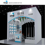 Dream Booth of Guangzhou International Lighting Fair