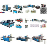We are Tissue Paper Converting Machine Manufacturer