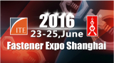 FASTENER EXPO SHANGHAI 23-25 JUN 2016
