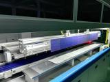 BIPV solar panel producton line
