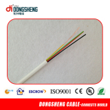 Telephone Drop Cable with CE, RoHS, ISO