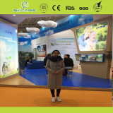 Attending 24th China International Disposable Paper Expo