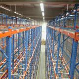 VNA pallet rack used for pharmaceutical industry
