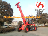 Telescopic wheel loader HY1500