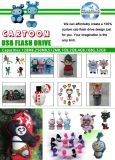 Products Catalogue-Cartoon USB Flash Drives