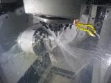 Equipment for billet compressor wheel