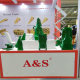 A&S Machinery - 2015 EXCON Stall # 908 in Bangalore, India