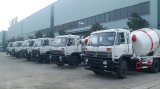 5CBM Dongfeng Euro 4 Concrete Mixer Truck for Philippines