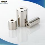 Neodymium NdFeB Ferrite Core Magnets for Servo Motor/ Brushless DC Motor/Linear Motor/Stepper Motor