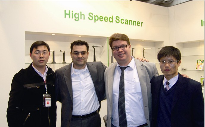 2012 German Hannover consumer electronics and communication exhibition(CEBIT)