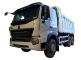 SINOTRUK HOWO-A7 6X4 Dump Truck
