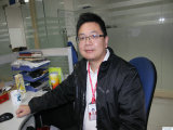 R&D Engineer--Mr.Hu