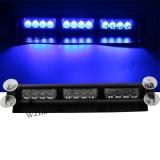 Multi-Voltage Blue Color LED Deck Dash Lights (TBF-3868L-3C-BLUE)
