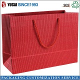 corrugated clothing packaging paper bag
