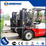 Congo - 3 Units YTO Forklift & 1 Unit Rough Terrain Forklift