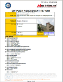 TUV Report Summary