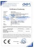 Certificate of led module