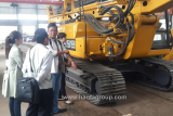 Cambodian guests visit our factory