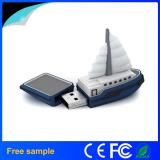 Custom Ship Shaped PVC Memory Stick Flash Drive