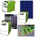 DC Solar Power System