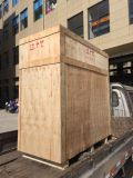 12Ton air cooled industrial chiller export to Spain used for injection moulding machine