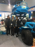 New customer from Thailand have interest in our palm oil tractor