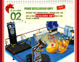 Virtual Reality Simulator Christmas Promotion (TWO)