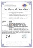 DVR kit CE certificate