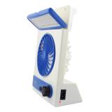 Solar Fan Lamp USB charger 5V