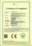 CE LVD Certificate for LED Neon Flex