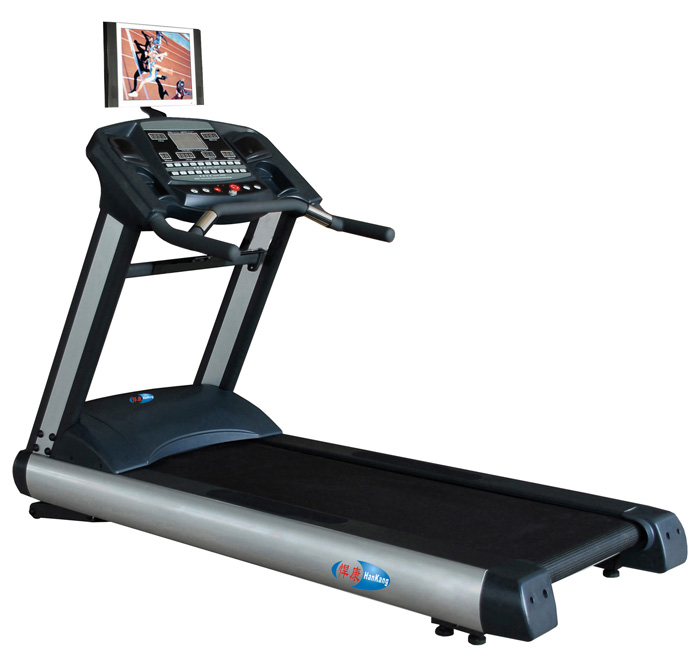 AC Deluxe Motorized Treadmill / HT-3000A