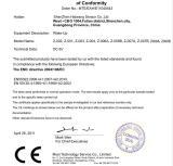 CE report for anti sleep alarm