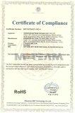 DVR RoHS certificate