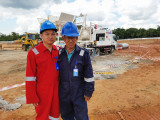 Pully Engineer With Indonesia Customer