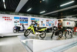 Jincheng Motorcycle Factory Exhibition