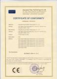 (EMC)EDS-V300 CE certificate