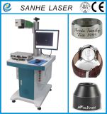 Fiber Laser Marking Machine Engraving Glasses and Rings