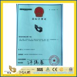 YEYANG Logo Trademark Registration Certificate with NO 8551864 from YEYANG Stone Factory