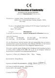 CE delaration of comformity for chloerae o1/o139